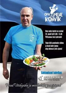 Aivar_kohvik_tervitus
